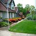 Lawn Care with Sprinklers